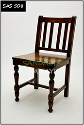 Wooden Chair - sas508