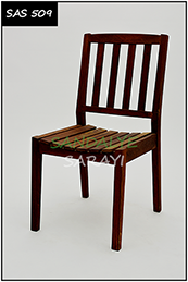 Wooden Chair - sas509