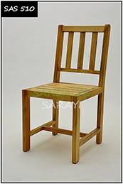 Wooden Chair - sas510