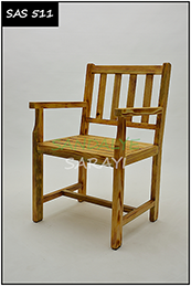 Wooden Chair - sas511