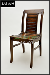 Wooden Chair - sas514