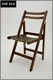 Wooden Chair - sas515