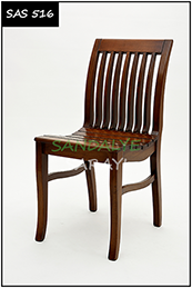 Wooden Chair - sas516