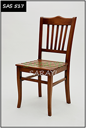 Wooden Chair - sas517