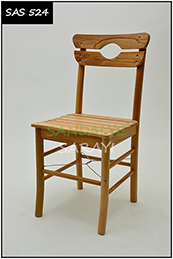 Wooden Chair - sas524