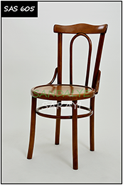 Wooden Chair - sas605