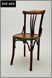 Wooden Chair - sas608