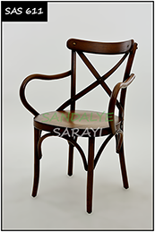 Wooden Chair - sas611