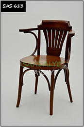 Wooden Chair - sas613