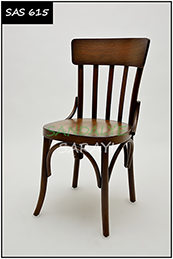 Wooden Chair - sas615