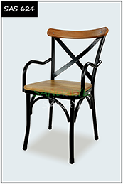 Wooden Chair - sas624