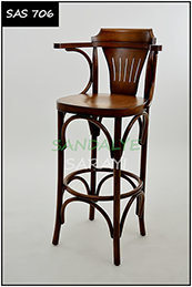 Wooden Chair - sas706