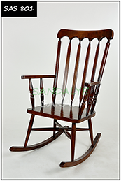 Wooden Chair - sas801