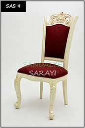 Wooden Chair - Sas9