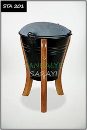 Wooden stool - sta201