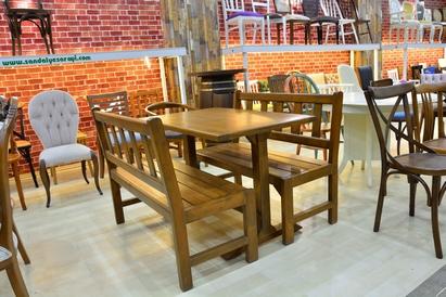 Masa Sandalye Takım TK20