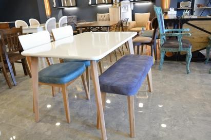 Masa Sandalye Takım TK8